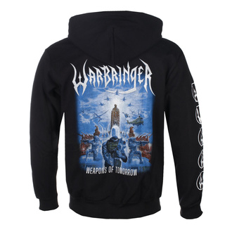 kapucnis pulóver férfi Warbringer - Weapons of Tomorrow - NAPALM RECORDS