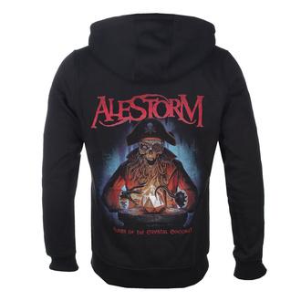 kapucnis pulóver férfi Alestorm - Curse of the Crystal Coconut - NAPALM RECORDS