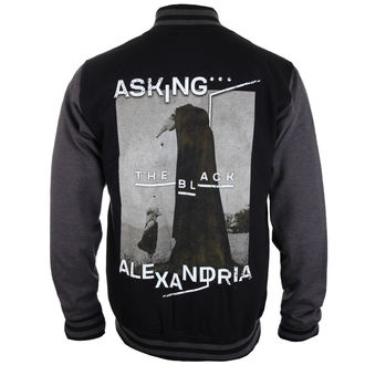 pulóver (kapucni nélkül) férfi Asking Alexandria - The Black Original Art - PLASTIC HEAD