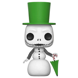 Nightmare before Christmas Figura - POP! - Hóember Jack, POP