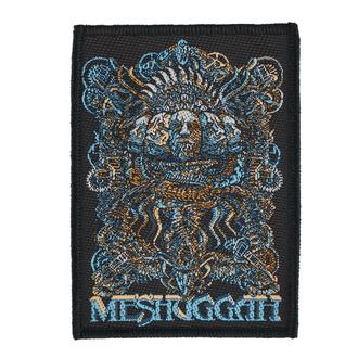 Felvarró Meshuggah - 5 Faces - RAZAMATAZ - SP2995