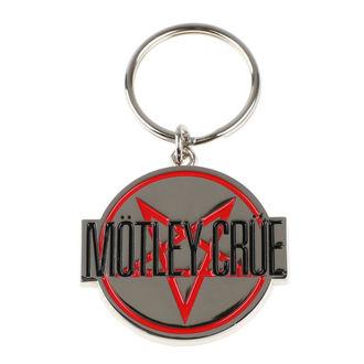 Mötley Crüe Kulcstartó - ROCK OFF, ROCK OFF, Mötley Crüe