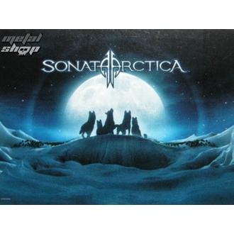 zászló Sonata Arctica - Iced, HEART ROCK, Sonata Arctica