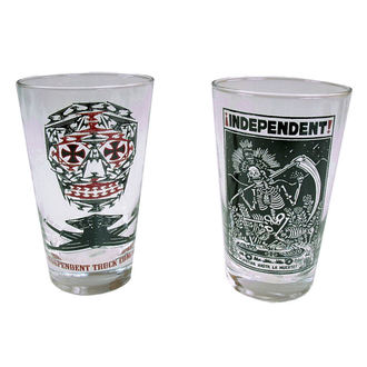 poharak INDEPENDENT - Savced Glasses, INDEPENDENT