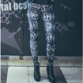 KILLSTAR női nadrág (cicanadrág)- Goetia, KILLSTAR