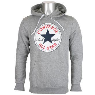 kapucnis pulóver férfi - Core Graphic - CONVERSE, CONVERSE