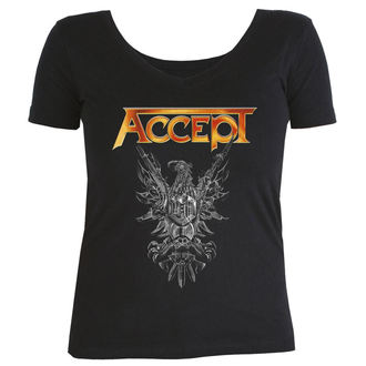 ACCEPT női póló - The rise of chaos, NUCLEAR BLAST, Accept