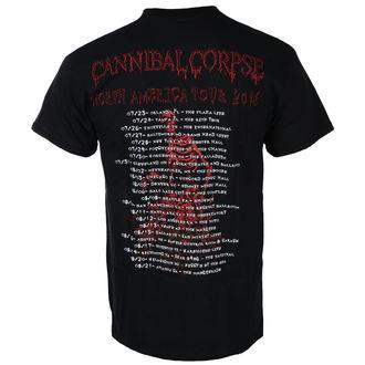 metál póló férfi Cannibal Corpse - SKELETAL-SUMMER 2016 - Just Say Rock, Just Say Rock, Cannibal Corpse
