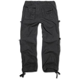 nadrág férfi Brandit - Pure Vintage Trouser Black