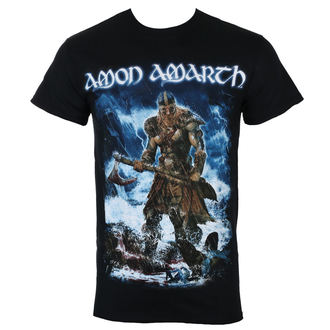 metál póló férfi Amon Amarth - JOMSVIKING - Just Say Rock, Just Say Rock, Amon Amarth