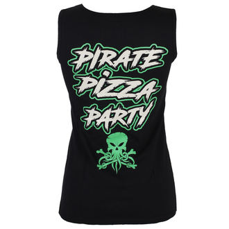 Alestorm női felső - Pirate Pizza Party - ART WORX, ART WORX, Alestorm