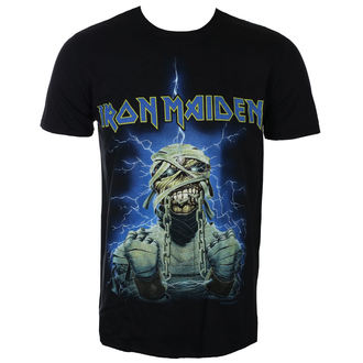 metál póló férfi Iron Maiden - Powerslave Mummy - ROCK OFF, ROCK OFF, Iron Maiden
