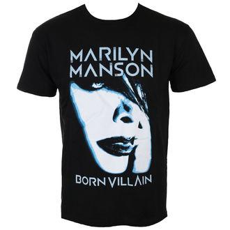 metál póló férfi Marilyn Manson - Born Villain - ROCK OFF, ROCK OFF, Marilyn Manson