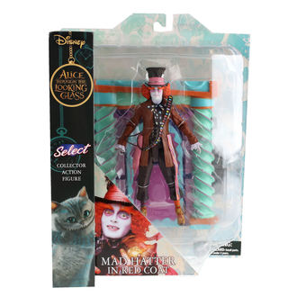 Alice in Wonderland Figura- Alice Through the Looking Glass - Piros Kalapos - POP!