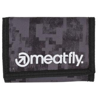 Pénztárca MEATFLY - Vega - kétkomponensű Camo Nyomtatás, MEATFLY