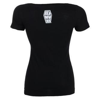 hardcore póló női - Insatiable Frenzy Scoop - Akumu Ink, Akumu Ink