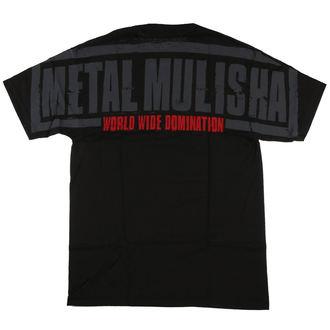 utcai póló férfi - PRINT - METAL MULISHA, METAL MULISHA