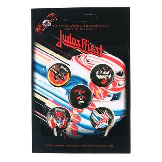 Judas Priest kitűzők - RAZAMATAZ, RAZAMATAZ, Judas Priest