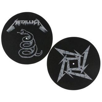 Bakelit Lemez formájú szőnyeg - 2 darab - Metallica - RAZAMATAZ, RAZAMATAZ, Metallica