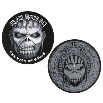 Bakelit Lemez formájú szőnyeg - 2 darabk - Iron Maiden - RAZAMATAZ, RAZAMATAZ, Iron Maiden
