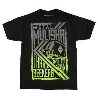 utcai póló férfi - THRILL - METAL MULISHA, METAL MULISHA