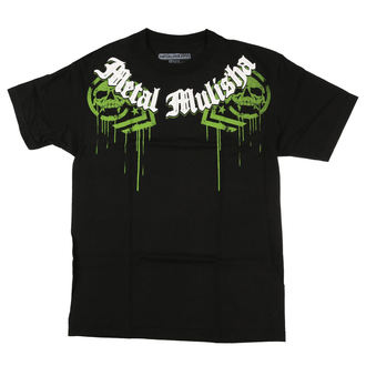utcai póló férfi - COLLAR - METAL MULISHA, METAL MULISHA