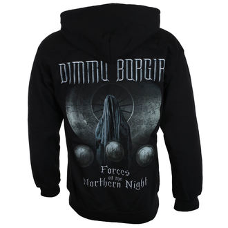 kapucnis pulóver férfi Dimmu Borgir - Forces of the northern night - NUCLEAR BLAST, NUCLEAR BLAST, Dimmu Borgir