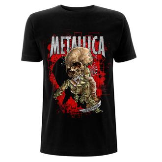 metál póló férfi Metallica - Fixxxer Redux -, Metallica