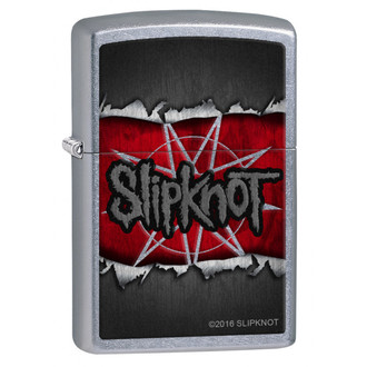 ZIPPO Öngyújtó - Slipknot - NEM. 4, ZIPPO, Slipknot