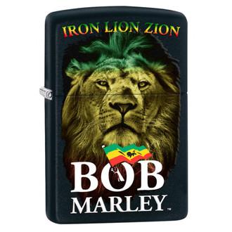 Öngyújtó ZIPPO - BOB MARLEY - NEM. 8, ZIPPO, Bob Marley