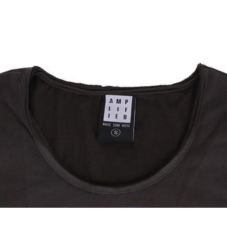 metál póló női Joy Division - UNKNOWN PLEASURES - AMPLIFIED, AMPLIFIED, Joy Division