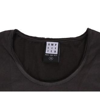 metál póló női Misfits - SKULL - AMPLIFIED, AMPLIFIED, Misfits