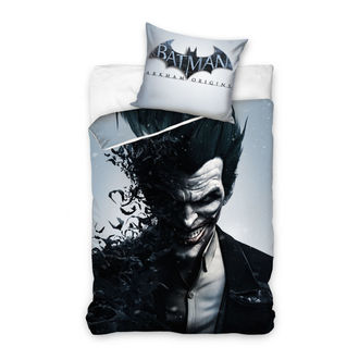 Batman Ágynemű - Arkham - Dzsókerkártya