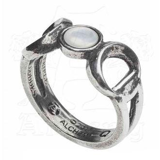 ALCHEMY GOTHIC Gyűrű - Triple Goddess, ALCHEMY GOTHIC