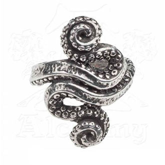 ALCHEMY GOTHIC Gyűrű - Kraken