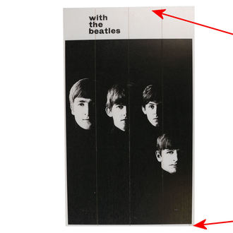 Fa Kép The Beatles - A Hard Days Night - PYRAMID POSTERS - DAMAGED, PYRAMID POSTERS, Beatles