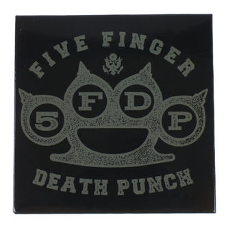 FIVE FINGER DEATH PUNCH Mágnes - ROCK OFF, ROCK OFF, Five Finger Death Punch