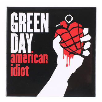 GREEN DAY Mágnes - ROCK OFF, ROCK OFF, Green Day