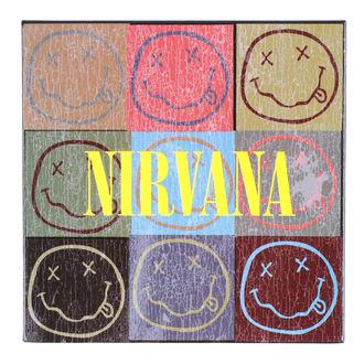 NIRVANA mágnes - ROCK OFF, ROCK OFF, Nirvana