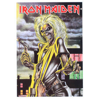 Képeslap Iron Maiden - ROCK OFF, ROCK OFF, Iron Maiden