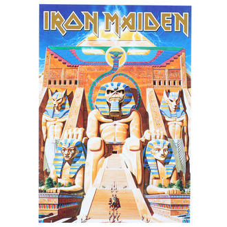 Képeslap Iron Maiden - ROCK OFF