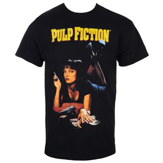 filmes póló férfi Pulp Fiction - UMA - LIVE NATION, LIVE NATION