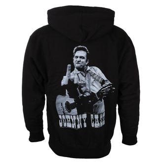 kapucnis pulóver férfi Johnny Cash - FLIPPIN - LIVE NATION, LIVE NATION, Johnny Cash