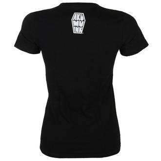 hardcore póló női - Baphomet - Akumu Ink, Akumu Ink