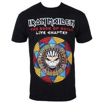 metál póló férfi Iron Maiden - BOS Live - ROCK OFF, ROCK OFF, Iron Maiden