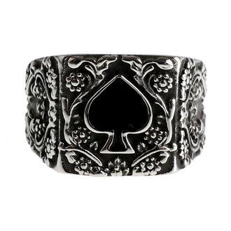 ETNOX gyűrű - Ace of Spades, ETNOX