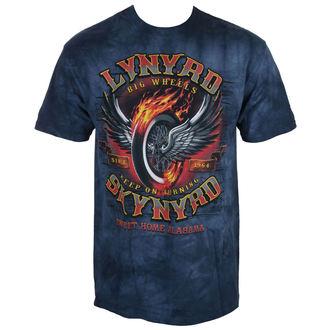 metál póló férfi Lynyrd Skynyrd - Big Wheels - LIQUID BLUE, LIQUID BLUE, Lynyrd Skynyrd