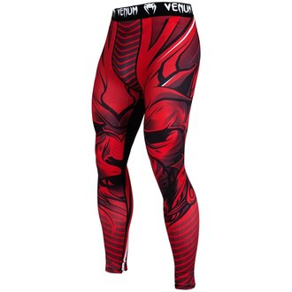 VENUM Férfi edző leggings (nadrág) - Bloody Roar - Piros, VENUM