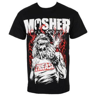 metál póló férfi - Pete Flamin' Anger - MOSHER, MOSHER