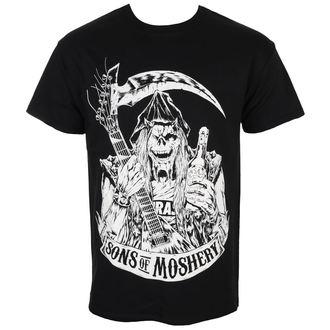 metál póló férfi - Sons of Moshery - MOSHER, MOSHER